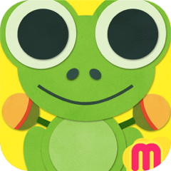 Animal sound box – learn music with cute animals – musical app for for Baby infant and little children