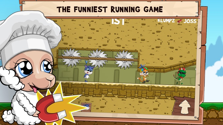 Fun Run 2 - Multiplayer Race screenshot-3