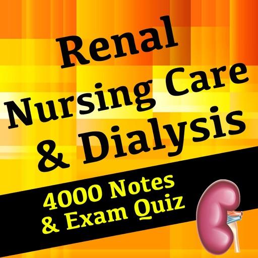 Renal Nursing Care & Dialysis 4000 Notes Exam Quiz
