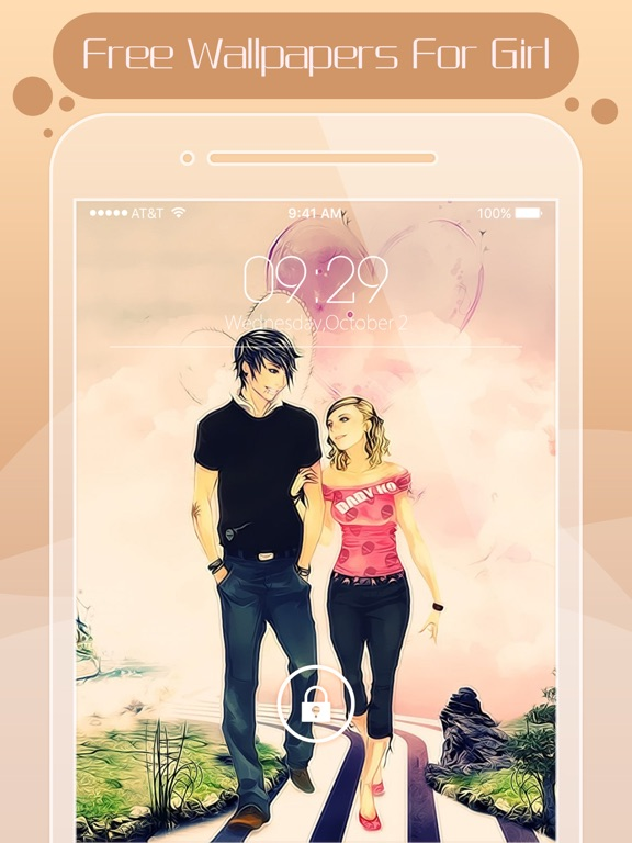 Girly Backgrounds & Cute Themes