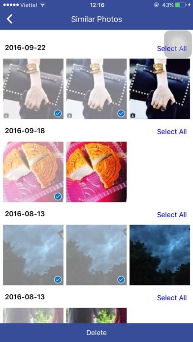 Photo Cleaner-Delete duplicate Screenshots