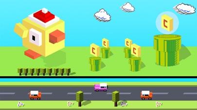 Tiny-Birds (Tap Ducky jump up space got dozer coins free fuzz games)