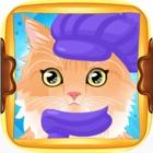 動物タウン:女の子のメイクアップ、の開発 icon