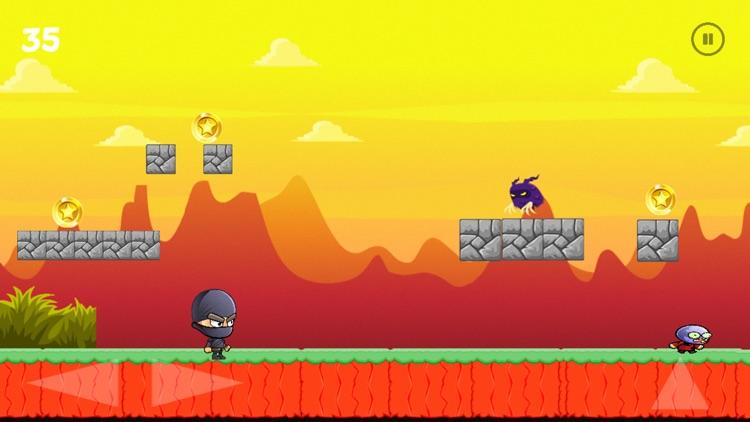 Jungle Adventures World Super Mikes Treasure Game screenshot-3