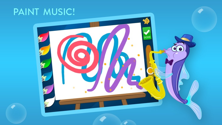 Musical Paint For Kids screenshot-3