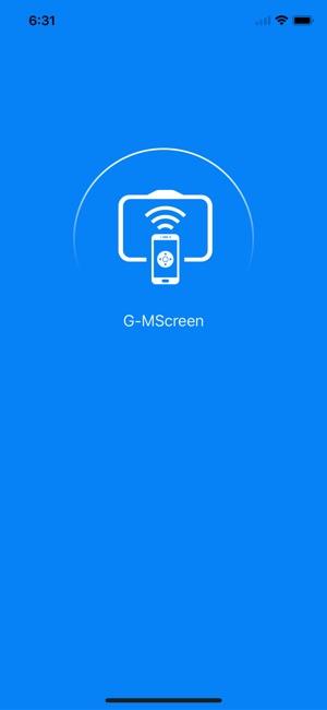 application g-mscreen
