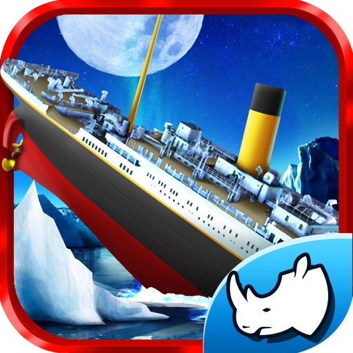 Titanic Iceberg Escape Historical Ship Parking 3D Drive Game