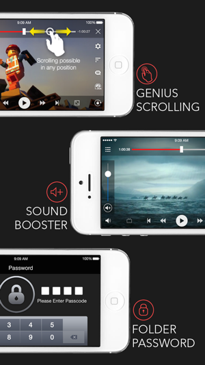‎AVPlayer Screenshot