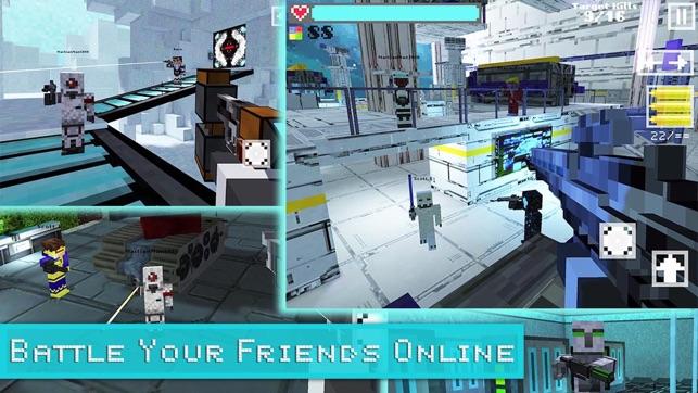 Block Gun 3D: Call of Destiny, game for IOS
