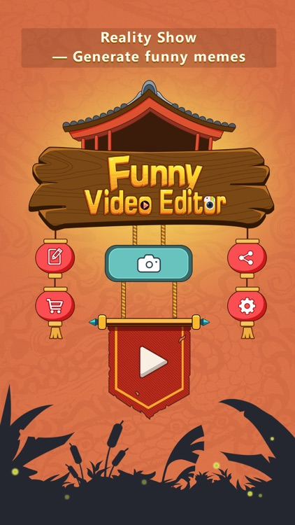 Funny Video Editor-Funny faces for snapchat