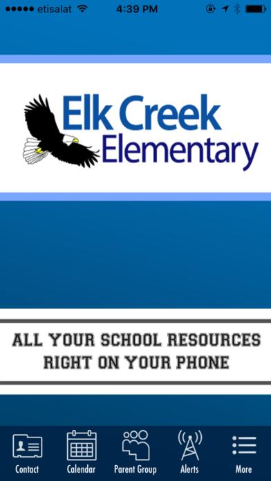 点击获取Elk Creek Elementary