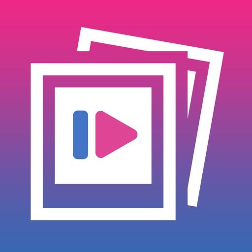 Easy Slideshow Maker w/ Music iOS App