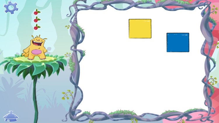 Learns the colors - Buddy's ABA Apps screenshot-4