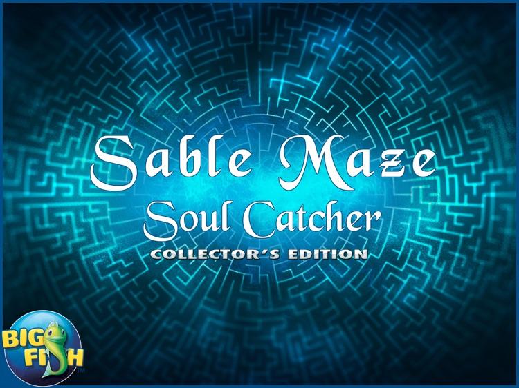 Sable Maze: Soul Catcher HD - A Mystery Hidden Object Game screenshot-4