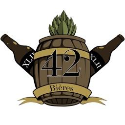 42 Bières Find a Quebec beer