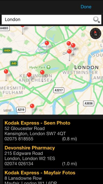 KODAK Kiosk Connect - Print your photos in-store screenshot-3