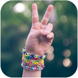 Rainbow Loom Designs Pro - Guide for Beginner, Intermediate, Advanced Bracelets & Charms