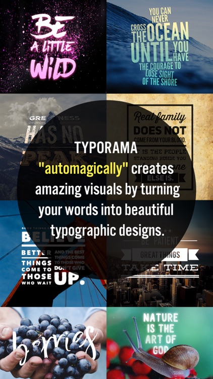 Typorama - Text on Photo Editor, Typography Maker