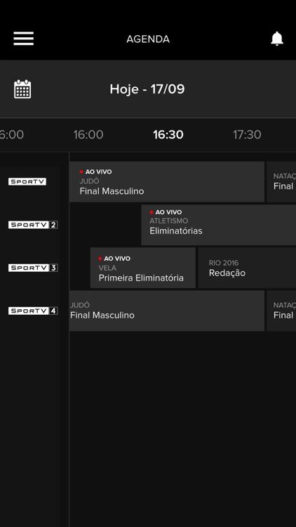 SporTV Rio 2016 screenshot-4