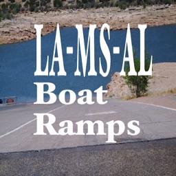 LA-MS-AL: Salt Water Boat Ramps
