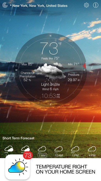 download Weather Live゜ apps 2