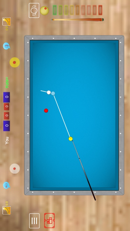 Pool Club 3D - 8 Ball, 9 Ball, 3 Cushion Billiards screenshot-4