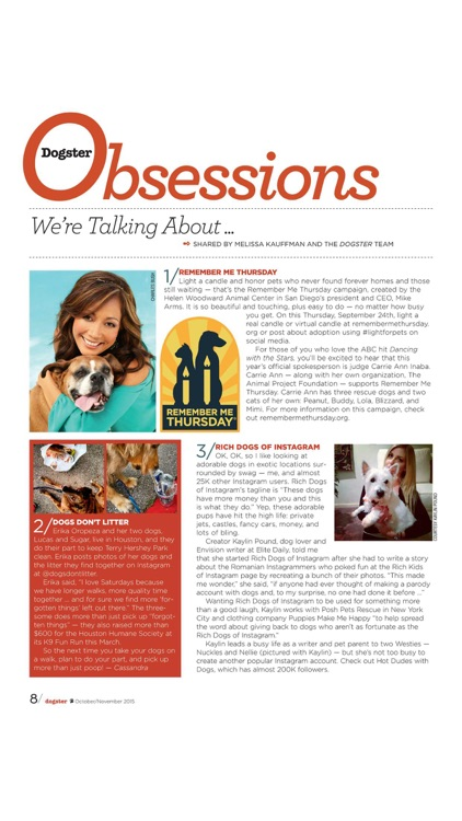 Dogster Magazine