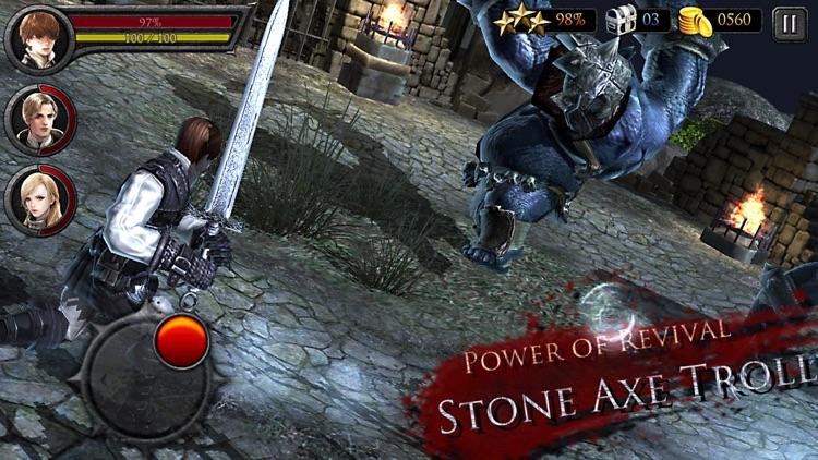 Dragon Raja Mobile screenshot-4