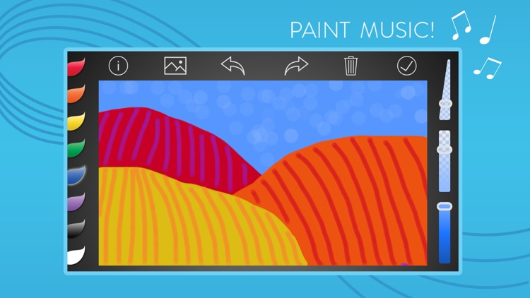 Musical Paint screenshot-0