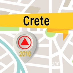 Crete Offline Map Navigator and Guide