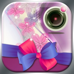 Cute Girl Photo Studio Editor - Frames and Effects
