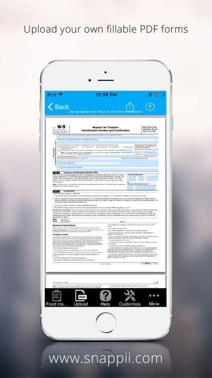 Food Inspection App screenshot-4