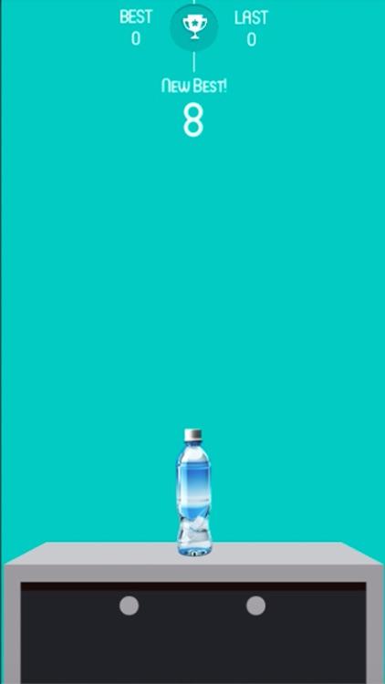 Water Bottle Flip Challange Game Pro