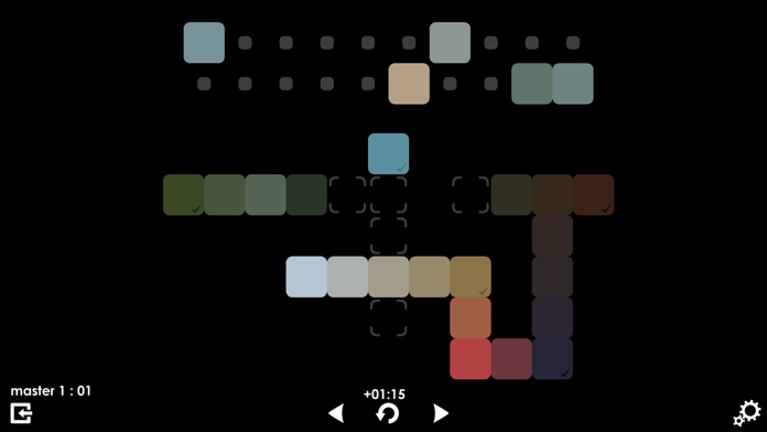 Blendoku 2 Screenshot