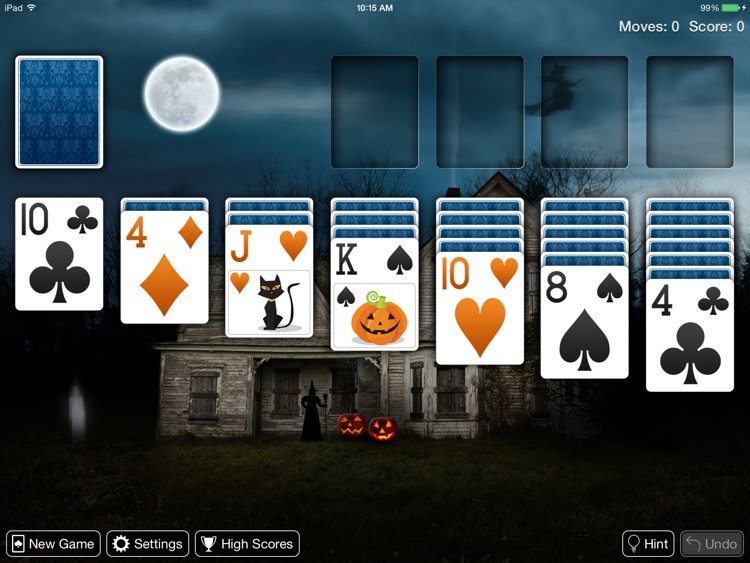 Real Solitaire Pro for iPad screenshot-0