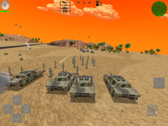 Скачать Desert War 3D - Tactical game