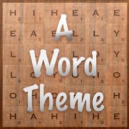 A Word Theme