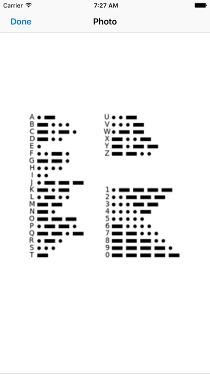 Morse Code Stickers screenshot-3