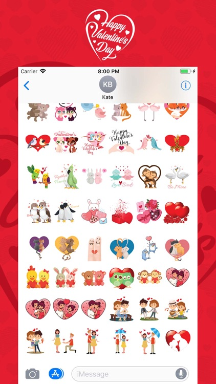 Valentine Moji screenshot-3