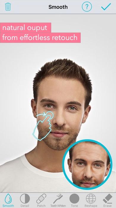 Selfie Editor: face cam filter Screenshot
