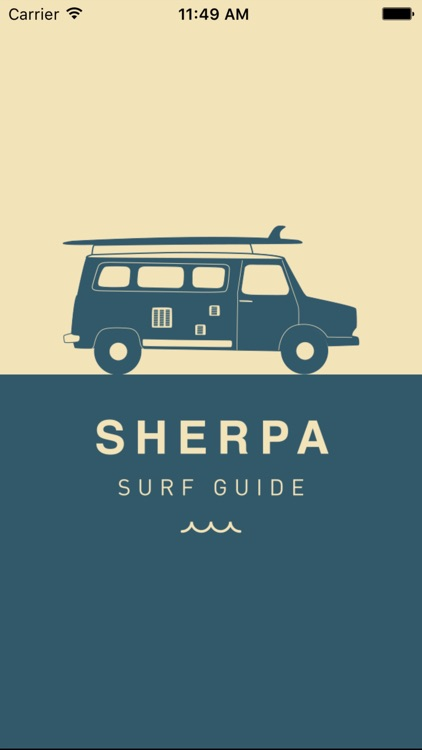 Sherpa Surf Guide