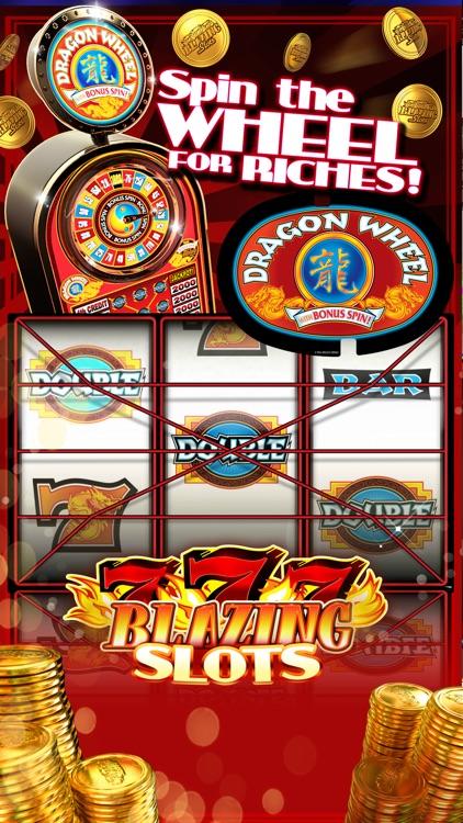 Blazing 7s Casino: Slots Games screenshot-3
