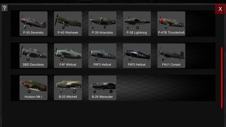 WW2: Wings of Duty - Combat Flight Simulator screenshot-4