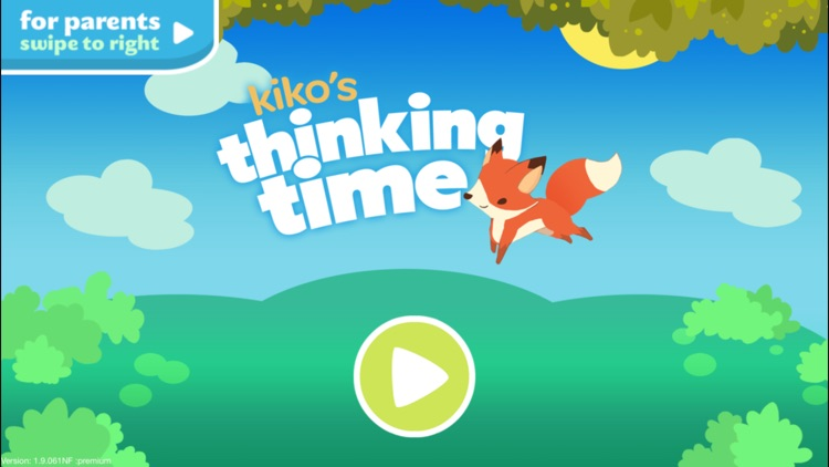 Kiko's Thinking Time - Cognitive Skill Training
