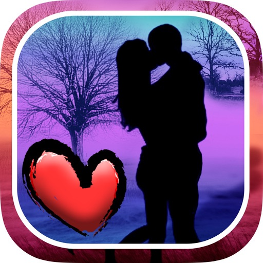 Love quotes  - Romantic photos with messages