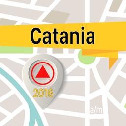 Catania Offline Map Navigator and Guide