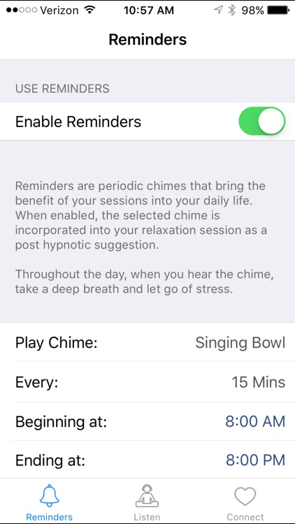 Relax with Andrew Johnson screenshot-3