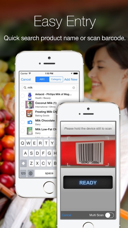 Grocery Gadget Shopping List screenshot-0