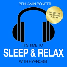 It's Time To Sleep Easy & Relax With Hypnosis - Insomnia, Anxiety & Much More