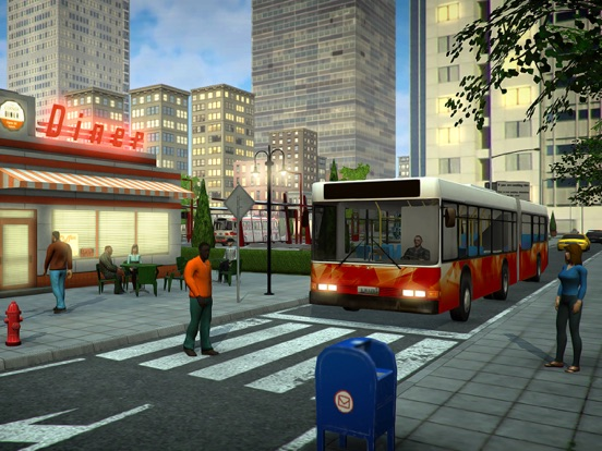 Игра Bus Simulator PRO 2017